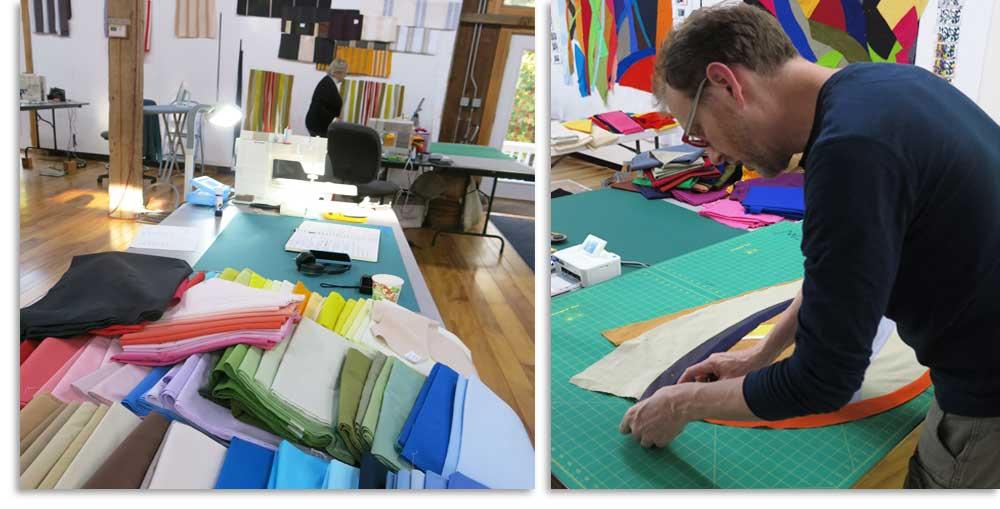 Nancy Crow | Quilt Making Workshops