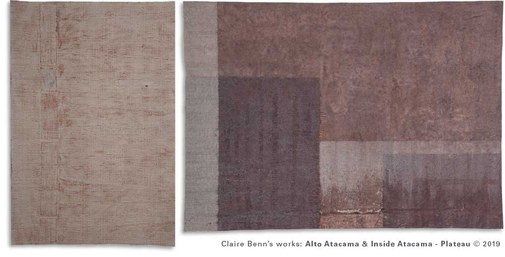 Claire Benn surface design classes
