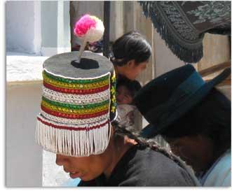 arts and crafts tour of peru bolivia extension nancy