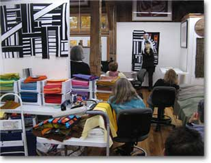 Quilt Retreats 2016 Ohio Contemporary qu...